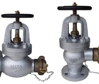 Cast Iron Hose Valve