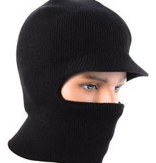 Full Face Winter Cap